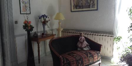 Château de Benac Salon Piano