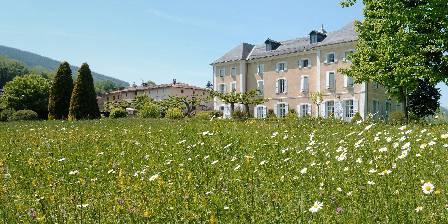 Château de Benac Vue du pré