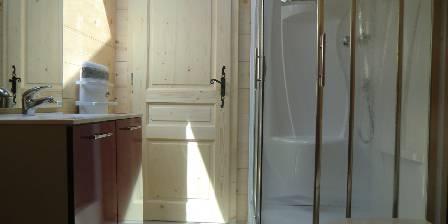 Chalet Le Sapin Salle de douche