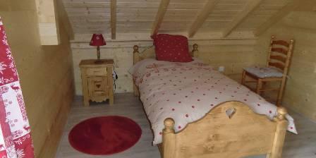 Chalet Le Sapin Chambre étage