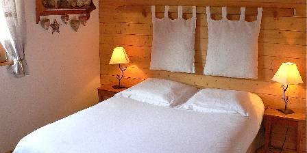 Chalet Le Rebberg Chambre lit double