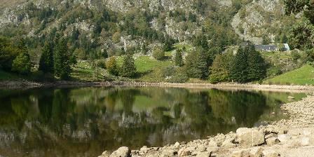 Chalet Le Rebberg Lac du Forlet à 8 km du chalet