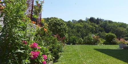 Chalet Le Rebberg Jardin côté Est