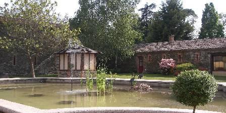 Gîtes de La Marionnière Coure interieure