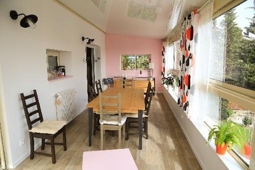 salle à manger d'hiver