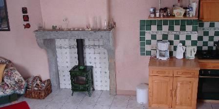 Ancienne Maison Lagrange Four chauffée au bois
