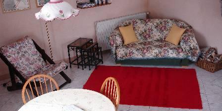 Ancienne Maison Lagrange Partie salle de sejour