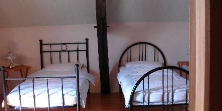 Ancienne Maison Lagrange Chambre
