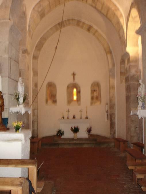 La Chapelle L'autel