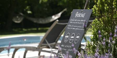 Bed and breakfast Au Coin des Figuiers > Garden