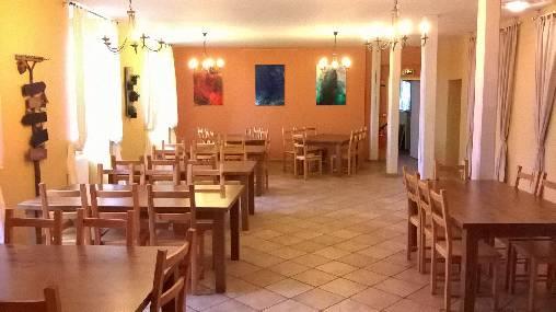 Chambre d'hote Puy-de-Dôme - Salle de restauration