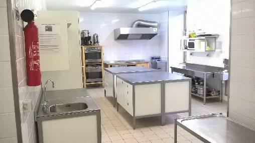 Chambre d'hote Puy-de-Dôme - Cuisine