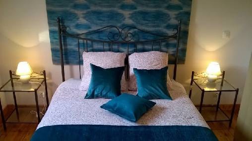 bed & breakfast Puy-de-Dôme - Room Aigue Marine