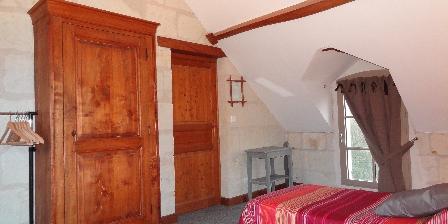 Les Fromentaux Chambre 2