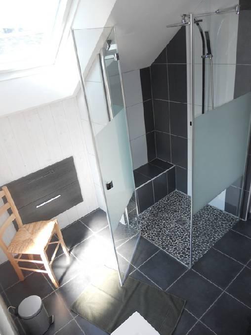 Chambre d'hote Indre-et-Loire - Salle d'eau étage