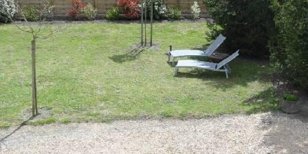 La Bonne Avoine Jardin vu des chambres