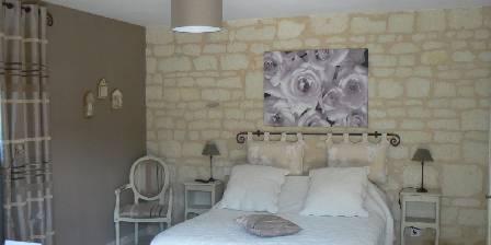 Les Pierrines Chambre Hélène