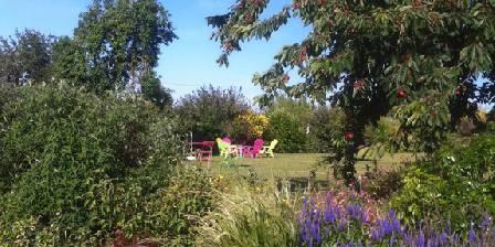 Les Pierrines Jardin Les Pierrines