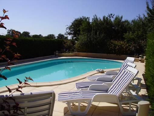 Chambre d'hote Dordogne - piscine 11x6