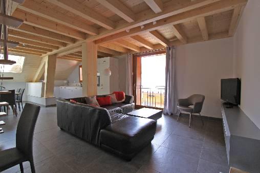 Chambre d'hote Haute-Savoie - L'Arclosan : Salon