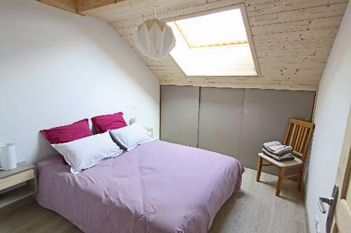 Chambre d'hote Haute-Savoie - L'Arclosan : Chambre 1