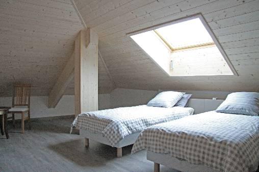 Chambre d'hote Haute-Savoie - L'Arclosan : Mezzanine
