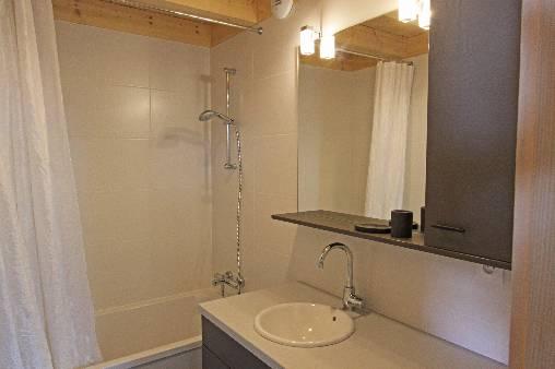 Chambre d'hote Haute-Savoie - L'Arclosan : Salle de bains 1
