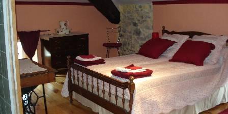 La Dame Blanche Grande chambre(Mickael) du gite