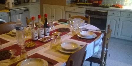 La Dame Blanche Table d'hotes a la maison