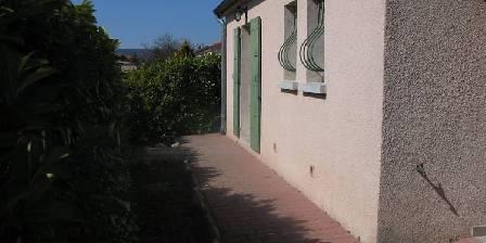 Vos Vacances à Vogüé Ardèche Terrasse