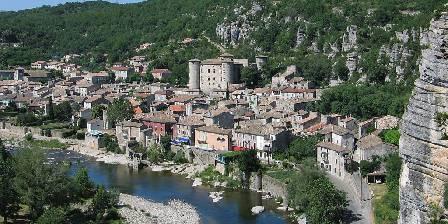 Gite Vos Vacances à Vogüé Ardèche > village de VOGÜÉ