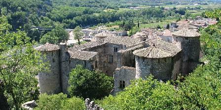 Gite Vos Vacances à Vogüé Ardèche > Château de VOGÜÉ