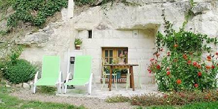 Gîte Le Petit Troglo et l'Appart'troglo Terrasse