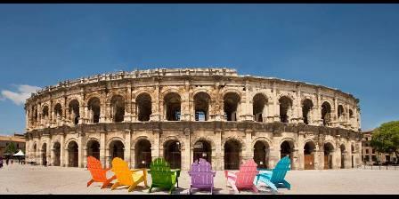 Mas des Petits Loups Arènes de Nîmes