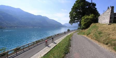 L'arcalod Entre Lac et Montagnes : La voie verte du lac d'Annecy