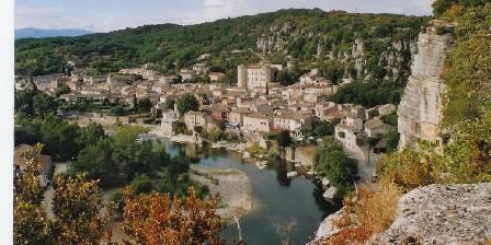 Gîte Syrah Vogüé Ardèche Vogüé village