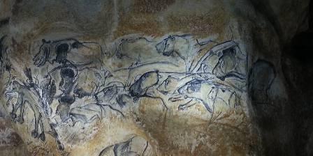 Gîte Syrah Vogüé Ardèche Peinture caverne du Pont d'Arc