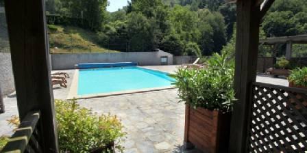 Gite Hameau des Gîtes de Thouy > piscine - gites de thouy - tarn