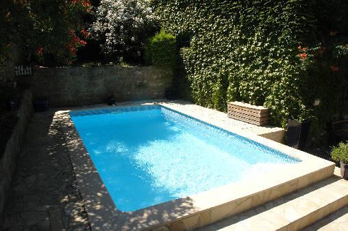 La piscine ( 4m sur 6 m )