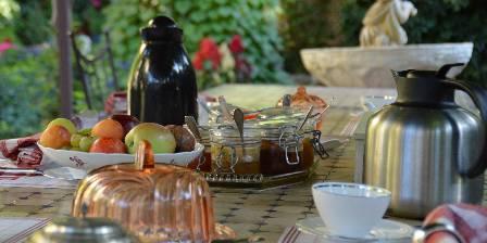 Le Chai de Marguerite Petit déjeuner d'été