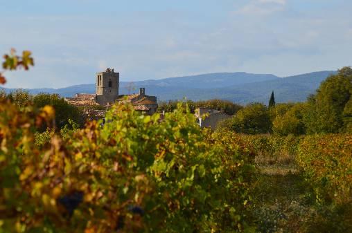 L'automne sur notre village