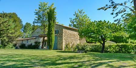 Mayaric en Provence Entrée de la propriété