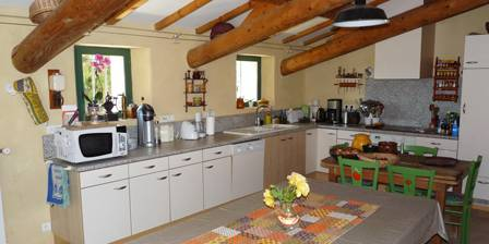 Mayaric en Provence La cuisine