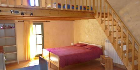 Mayaric en Provence Chambre