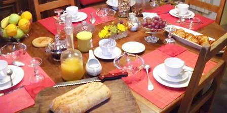 Mayaric en Provence Petit déjeuner