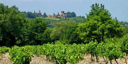 Mayaric en Provence Vue sur le village