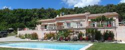 Bed and breakfast La Bastide des Roses