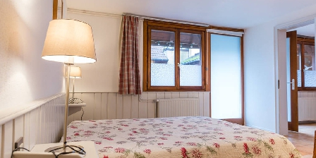 Gite Les Mirabelles > chambre