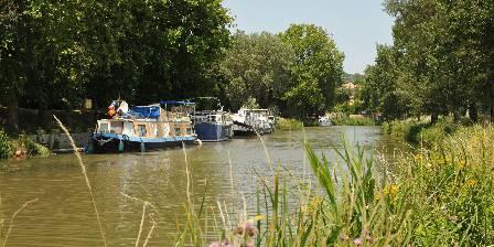 Maison Matisse Canal du Midi à 300m de la chambre d'hôtes