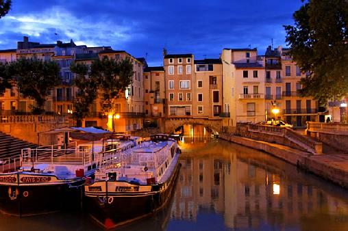 Narbonne (13km): la ville fondée par les romains